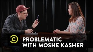 Problematic with Moshe Kasher - How Do You Exist? - A Latina Woman in Support of a Border Wall