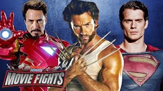 Which Superhero Would You Want To Be? - MOVIE FIGHTS