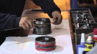 Video de Capacitación: Armar un Cilindro Hidráulico en Reparación