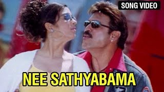 Lakshmi Video Song | Nee Sathyabama