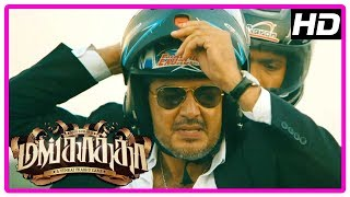 Ajith New Movie 2017   Mankatha Movie Scenes   Ajith plans the robbery with Vaibhav and his gang