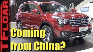 2018 GAC Trumpchi GS7 320T AWD: Newcomer from China?