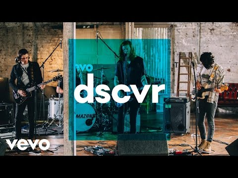 The Amazons - In My Mind - Vevo dscvr (Live)