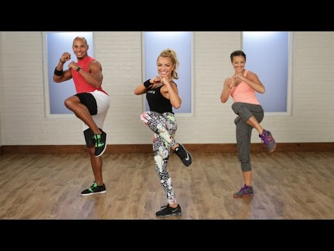 45 Minute Epic Cardio Boxing Workout Class FitSugar