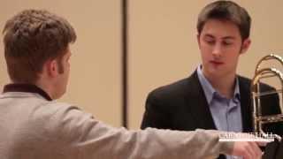 Carnegie Hall Trombone Master Class: Schumann's Symphony No. 3