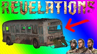 RETURNS TO REVELATIONS (DLC 4)| TRANSIT BUS | Black Ops 3 Zombies EP:2