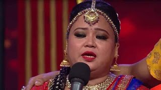 Nach Baliye 8   Bharti cries while speaking about her weight issues   23 April 2017