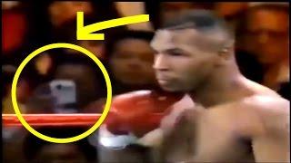 viajante do  tempo em  luta de Mike Tyson ( vamos explicar!)