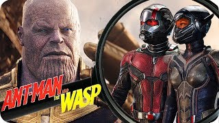 How ANT-MAN 2 Is Connected To AVENGERS 3  | Ant-Man and The Wasp Movie Preview