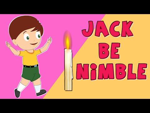 Jack be Nimble | Nursery Rhymes | Ep – 46 by Nursery Rhyme Street !