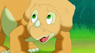 Land Before Time Full Episodes | Cave of Many Voices | 1 Hour Compilation | HD | Cartoon for Kids