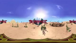 Explore Menaphos in 360 - RuneScape Open Weekend