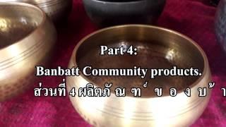 """Banbatt Community"" English for Business Presentation (03-612-413)"