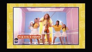Jenny introduce on Daekyo kids TV Channel - PocketTV