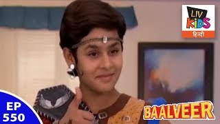 Baal Veer - बालवीर - Episode 550 -  Kancha Cheena Attains Powers
