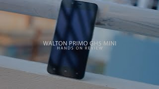 Walton Primo GH5 MINI - Hands On Review