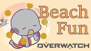 Beach Fun (Overwatch Comic Dub)