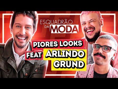 Xxx Mp4 OS PIORES LOOKS DO ESQUADRÃO DA MODA Feat ARLINDO GRUND Diva Depressão 3gp Sex