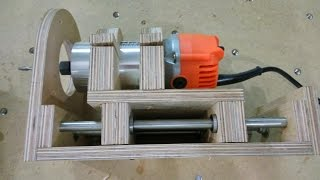how to make a router lift. ver1(part1)