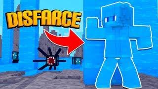 Minecraft: DISFARCE DE ÁGUA - (Esconde-Esconde)