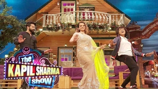 Rangoon Promotion | Shahid Kapoor And Kangana Ranaut Hot Dance In Kapil Sharma Show