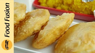 Kachori Recipe quick and simple by Food Fusion
