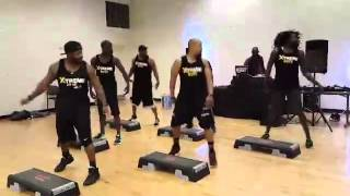 Turn Up Workout - (Bet YouCan't Do It Like Me) DLow