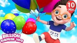 Little Babies Fun-time | Children Songs | 3D Baby Nursery Rhyme & Kids Song