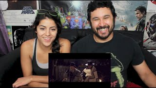 THE HATEFUL EIGHT Official Teaser TRAILER #1 REACTION & REVIEW!!!