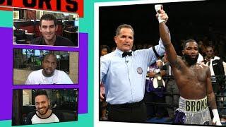 Adrien Broner Wants Nate Diaz on Floyd Mayweather Vs. Conor McGregor Undercard   TMZ Sports