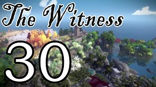 [30] The Witness - Workin' In The Village Part 1 - Let's Play Gameplay Walkthrough (PS4)