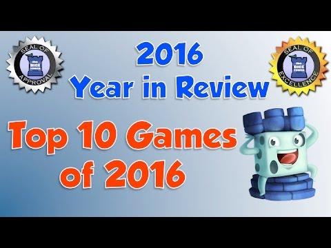 Xxx Mp4 Top 10 Games Of 2016 3gp Sex