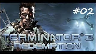 Terminator: The Redemption - Mission 1-2 Hollywood - PS2 (HD)