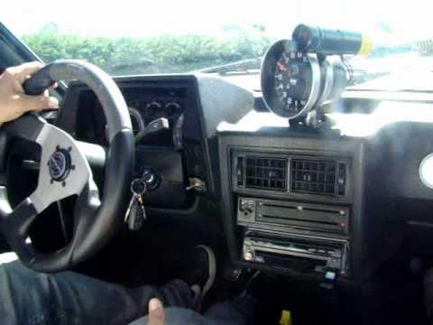 Turbo Jaú Gol turbo 89 Levando Audi A3 turbo do ELMO Feio .wmv