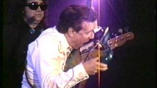 BURT BLANCA - Whole Lotta Shakin' Goin' On