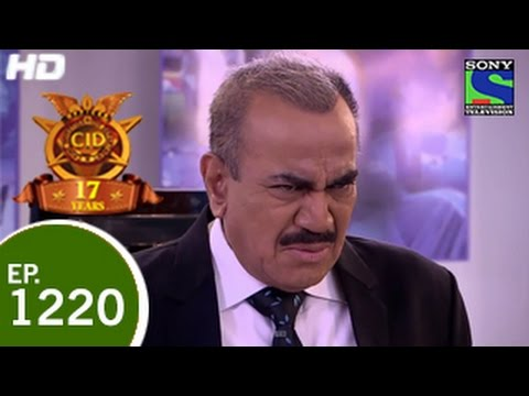 CID - सी ई डी - Box Ka Raaz - Episode 1220 - 25th April 2015
