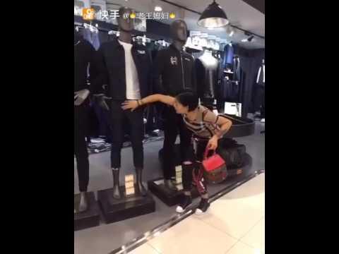 Pelecehan seksual di toko