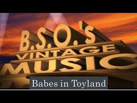 Babes in Toyland (1934) - (Song: Go To Sleep, Slumber Deep - Charlotte Henry & Felix Knig)ht