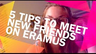 ERASMUS SWEDEN : 5 tips to meet new friends! Linköping