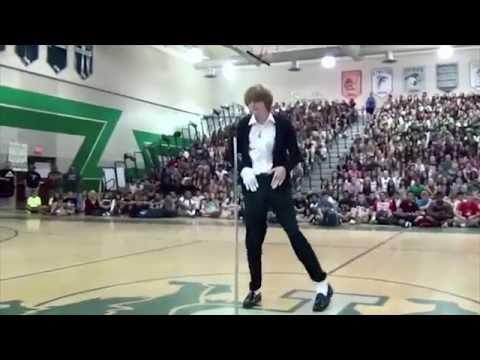 Kid Wins Talent Show Dancing to Michael Jackson's Billie Jean