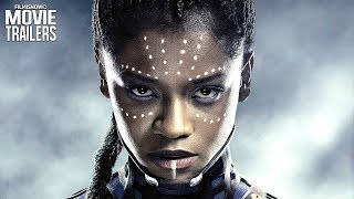BLACK PANTHER   Discover everything about SHURI - genius sister of T