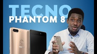 TECNO PHANTOM 8: UNBOXING AND REVIEW