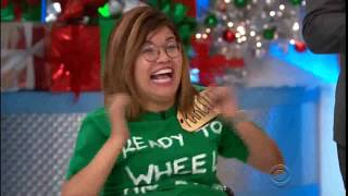 The Price is Right:  December 19, 2016  (Christmas Holiday Episode!)