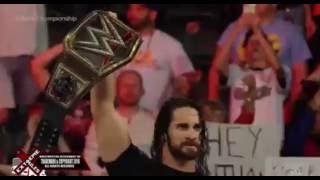 Seth Rollins  Regresa a la WWE En  Extreme Rules 2016