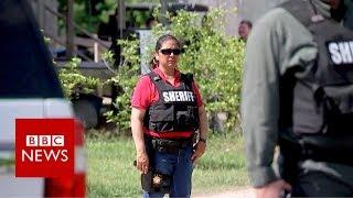 How the Texas school shooting unfolded - BBC News