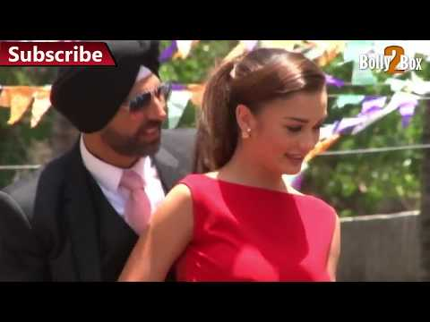 Akshay Kumar and Amy Jackson's Singh Is Bling Trailer Launch | Bolly2box