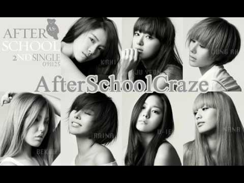 After School - Because of You [Audio]