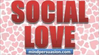 Subconscious Subliminal Programming For Massive Attractive Social Confidence