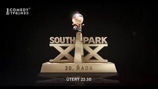 Městečko South Park série 20 - upoutávka Prima Comedy Central