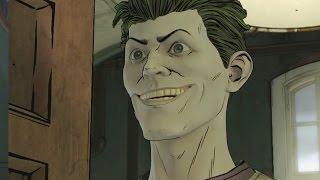 BATMAN TELLTALE EPISODE 4 All The Joker Scenes